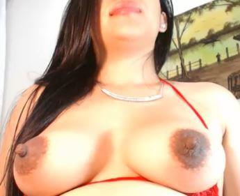 A Latina freecam girl just over 18 with nice boobs